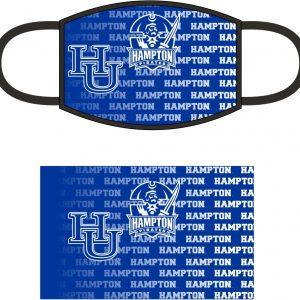 Hampton University Face Mask