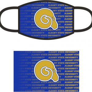 Albany State Face Mask