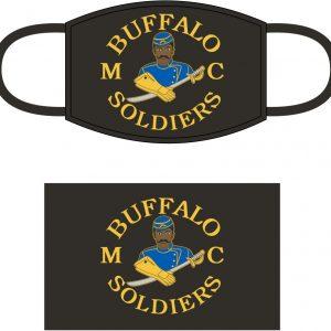 Buffalo Soldiers Mask