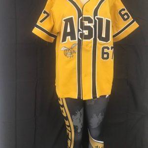 Alabama State University Baseball Jersey