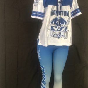 Hampton University Leggings