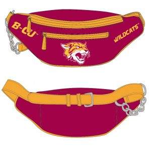 Bethune Cookman University Fanny Pack