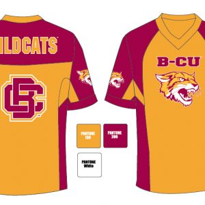 Bethune Cookman University Men's Football Jersey
