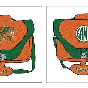 Florida A&M University Laptop Bag