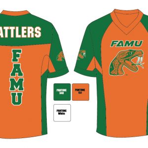 Florida A&M University Men's Football Jersey
