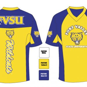 Fort Valley State University Men's Football Jersey