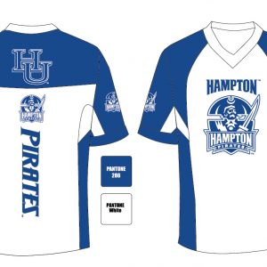 Hampton University Men's Football Jersey
