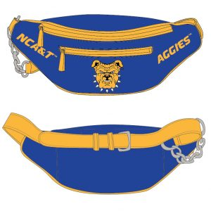 N.C. A&T Fanny Pack