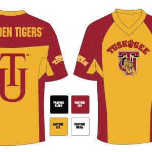 Tuskegee University Men's Football Jersey