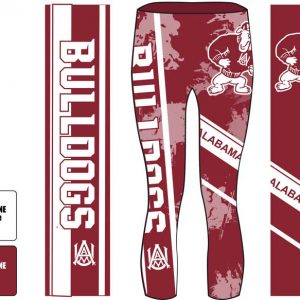 Alabama A&M University Leggings