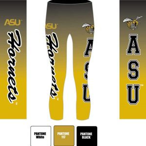 Alabama State University Leggings