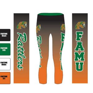 Florida A&M University Leggings