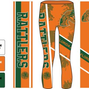 Florida A&M University Leggings