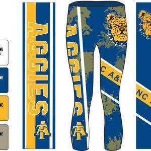 North Carolina A&T University Leggings