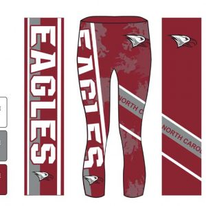 North Carolina Central University Leggings