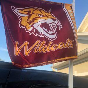 BCU Flag Wildcats