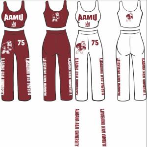 AAMU Pants Set