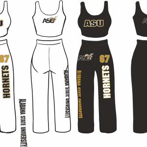 ASU Pants Set